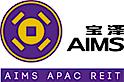AIMS APAC REIT's Company logo