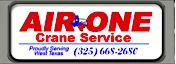 Air One Crane Service's Company logo