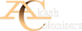 Akash Coloniser's Company logo