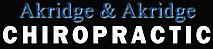 Akridge & Akridge Chiropractic's Company logo