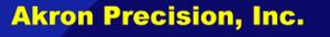 Akron Precision's Company logo