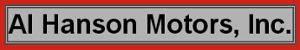 Al Hanson Motors logo