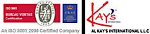 Al Kay's International's Company logo