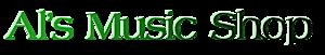 Al's Music Shop's Company logo