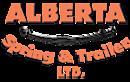 Alberta Spring & Trailer's Company logo
