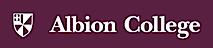 Albion College's Company logo