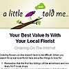 Albrightsville Floral & Gift's Company logo