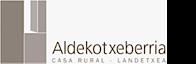 Aldekotxeberria's Company logo