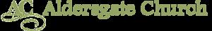 Aldersgate Church, Greenville, Tx's Company logo
