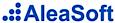 AleaSoft Logo