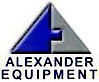 Alexander Equipment's Company logo