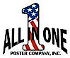 All In One Poster Company, Inc's Company logo