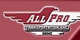 All Pro Transportation's Company logo