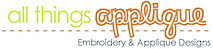 All Things Applique's Company logo