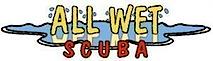 All Wet Scuba's Company logo