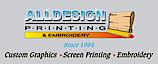 Alldesign Printing's Company logo
