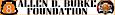 Shamrock Enterprises Of Va's Competitor - Allen D. Burke Foundation logo