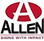 Allen Signs with impact's Company logo
