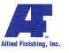 Allied Finishing's Company logo