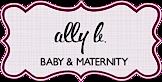 Ally B Baby & Maternity's Company logo