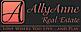 Allyanne Real Estate Logo