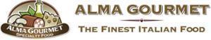 Alma Gourmet's Company logo