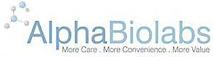 Alpha Biolaboratories's Company logo