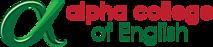 Alpha College English's Company logo