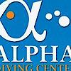 Alpha Diving Center's Company logo