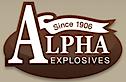 Alpha Explosives's Company logo