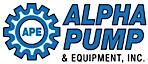 Alpha Pump's Company logo