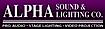 Dalemark's Competitor - ALPHA Sound & Lighting logo
