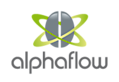 Alphaflow's Company logo