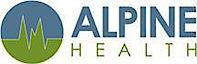 Alpine Health's Company logo