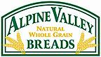 Alpine Valley Bread's Company logo