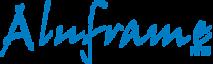 Aluframe's Company logo