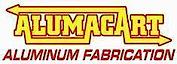 Alumacart's Company logo