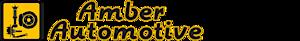 Amber Automotive's Company logo