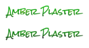Cassidy Van Leeuwen's Competitor - Amber Plaster logo