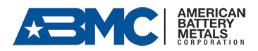 American Battery Metals's Company logo