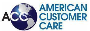 Image result for american customer care logo