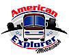 American Explorer Motorcoach's Company logo