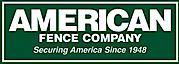 American Fence Company's Company logo