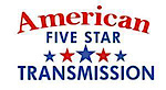 American Five Star Car Care Center's Company logo
