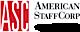 American StaffCorp. Logo