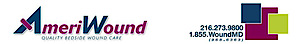 Ameriwound's Company logo