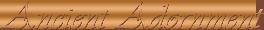 Ancient Adornment's Company logo