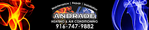 Andrade Heating & Air Conditioning's Company logo