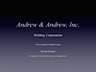 Andrew & Andrew's Company logo