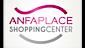 Anfaplace Shopping Center Logo